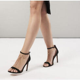 Браслет на ногу Bijoux Indiscrets Magnifique Feet Chain - Gold