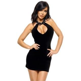 Сорочка Beauty Night Solange dress, Чёрный, L/XL