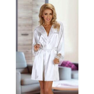 Пеньюары Beauty Night Fabienne White, Белый, L/XL