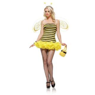 Костюм пчелки Leg Avenue, М/L