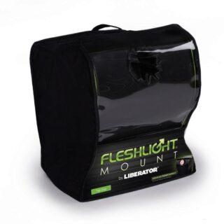 Подушка для любви Liberator Retail Fleshlight Top Dog, черная кожа