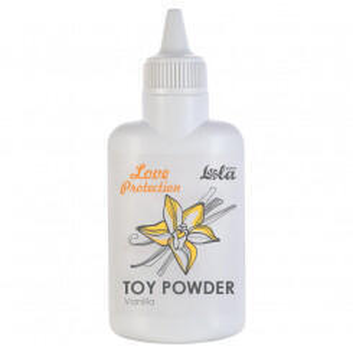 Пудра для игрушек Love Protection Ваниль, 30 гр
