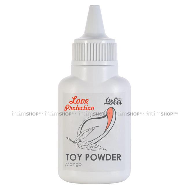 Пудра для игрушек Love Protection Манго, 15 гр