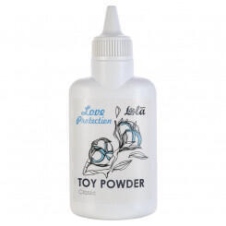 Пудра для игрушек Love Protection Classic, 30 гр
