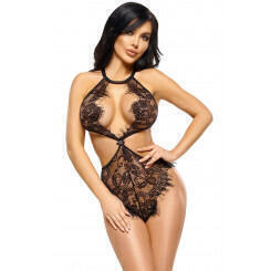 Боди Beauty Night Jordana teddy Black, Чёрный, L/XL