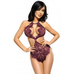 Боди Beauty Night Jordana teddy Purple, Фиолетовый, S/M