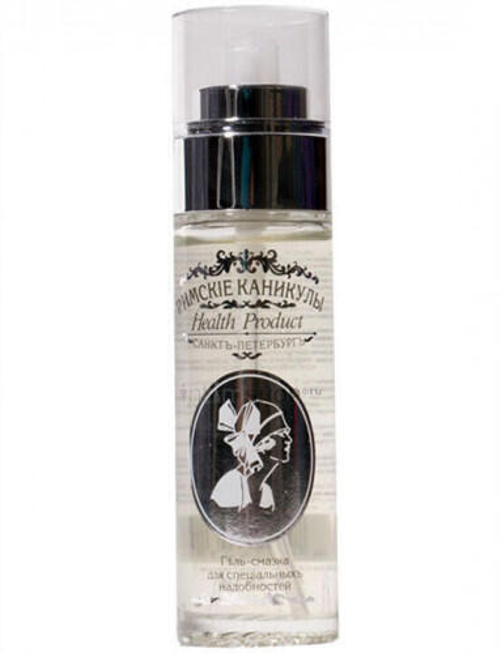 Гель-смазка Eroticon Vintage «Римские Каникулы», классическая на водной основе, 85 мл