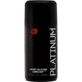Силиконовый премиум-лубрикант WET® Platinum® 148 мл