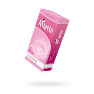 Презервативы Arlette Light Ультратонкие, 12 шт.