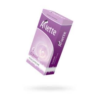 Презервативы Arlette Classic Классические, 12 шт.