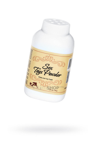 Пудра Sex Toys Powder, 40 гр
