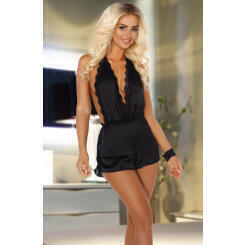 Комплекты Beauty Night Shannon romper Black, Чёрный, S/M
