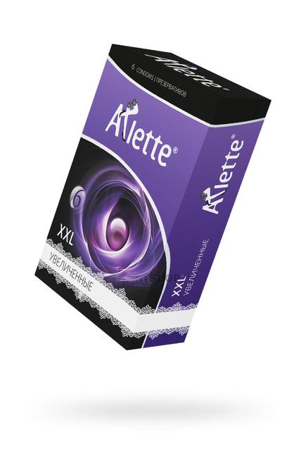 Презервативы Arlette XXL Увеличенные, 6 шт. фото