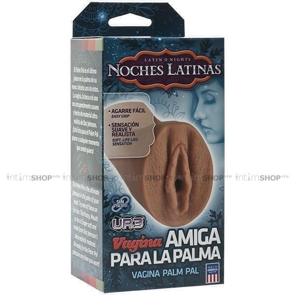 Мастурбатор вагина Doc Johnson Noches Latinas ULTRASKYN™ Vagina