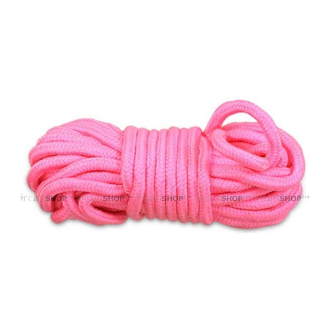 LVTOY 265 / Верёвка для любовных игр, цвет Розовый