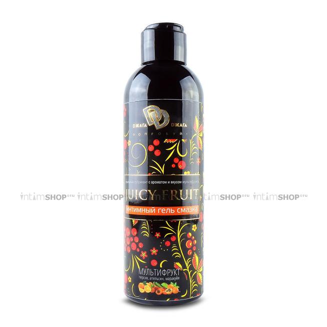 Интимный гель JUICY FRUIT 200 мл с ароматом Мультифрукт БиоМед-Нутришн