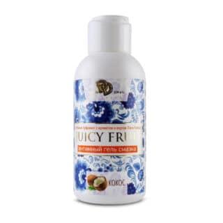 JUICY FRUIT Интимный гель 100 мл с ароматом Кокос БиоМед-Нутришн