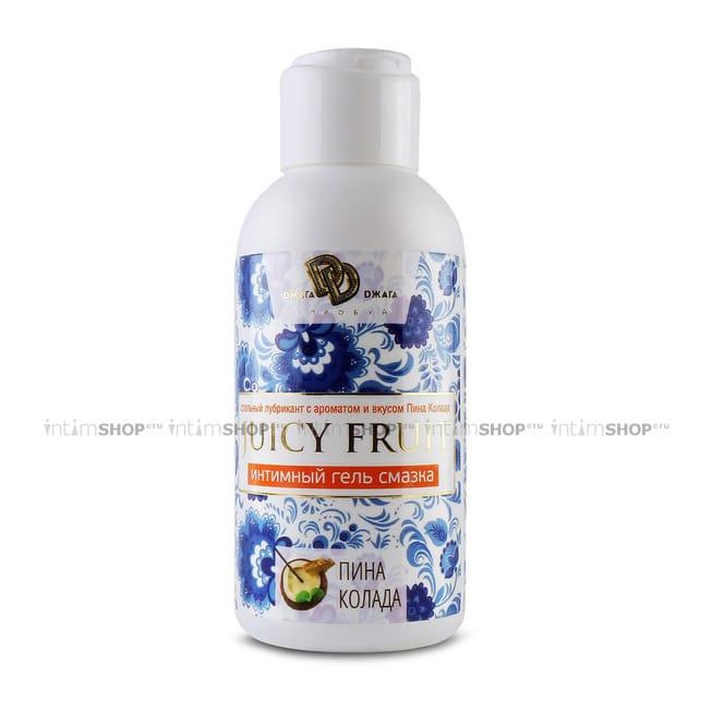JUICY FRUIT Интимный гель 100 мл с ароматом Пина-Колада БиоМед-Нутришн