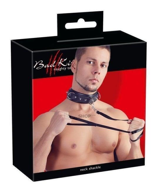 Ошейник с поводком ORION Bad Kitty Collar with leash фото