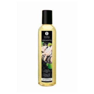 Масло массажное для тела без аромата SHUNGA Organic Natural «Натуральное» серии Органика, 250 мл