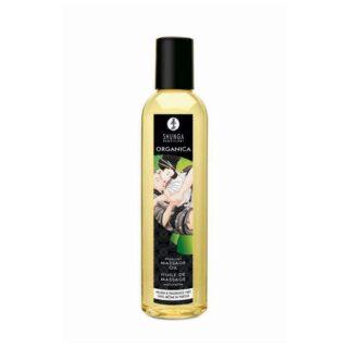Массажное масло Shunga Organica Натуральное без запаха, 250 мл