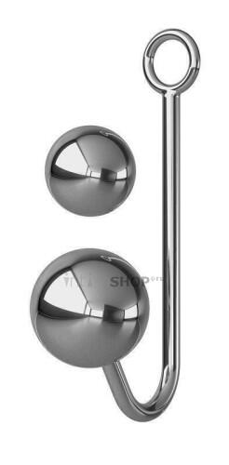 Крюк для подвешивания №01 Mif Hook 743 01 PP DD серебрянный