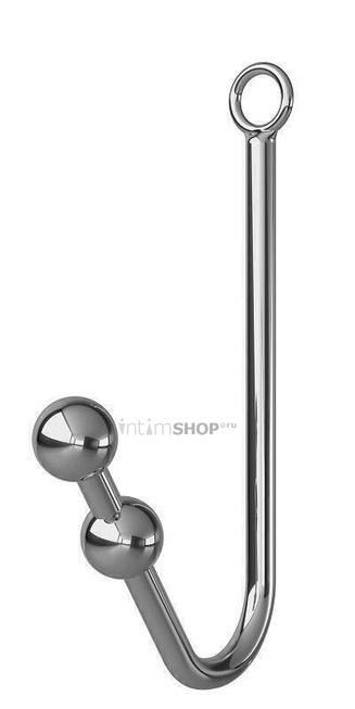 Крюк для подвешивания №04 Mif Hook 743 04 PP DD серебряный