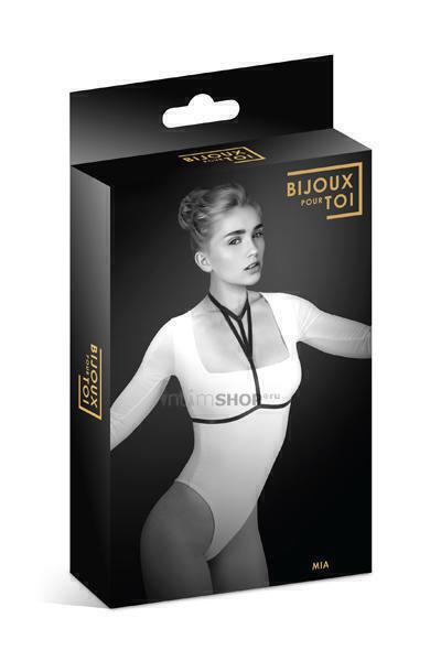 Bijoux Pour Toi Фиксация: упряжь на грудь Миа Harnais de corps elastique Mia Bijoux pour toi