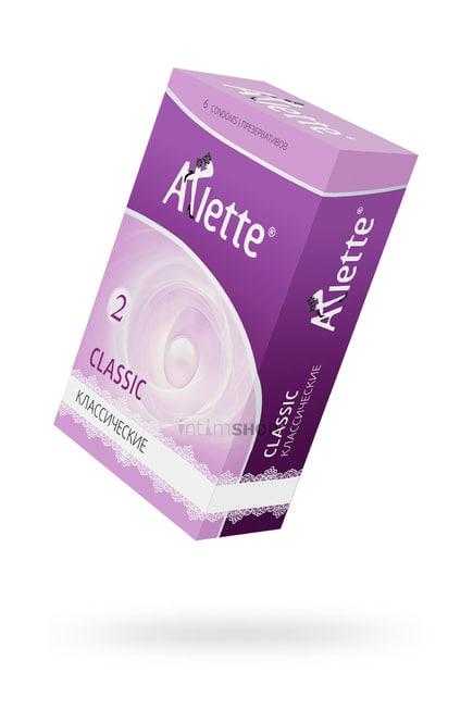 Презервативы Arlette Classic Классические, 6 шт. фото
