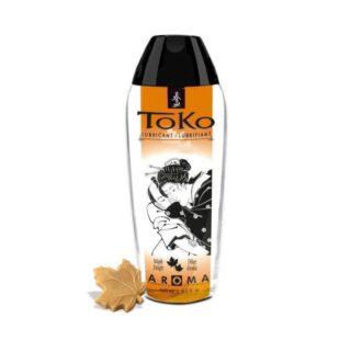 Интимный гель серии TOKO AROMA: аромат MAPLE DELIGHT, 165 мл