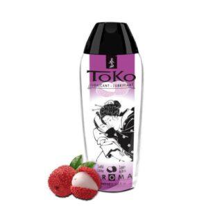 Интимный гель серии TOKO AROMA: аромат LUSTFUL LITCHEE, 165мл