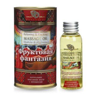 Массажное масло ФРУКТОВАЯ ФАНТАЗИЯ 50 мл БиоМед-Нутришн