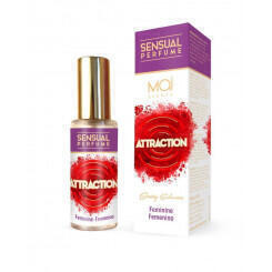 Женский парфюм с феромонами FEMININE PERFUME WITH SENSUAL ATTRACTION (MAI PHERO ATTRACTION) 30ML MAI COSMETICS