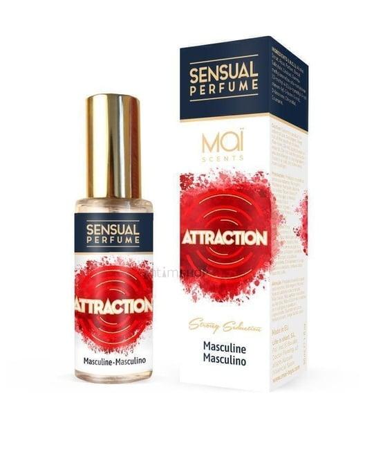 Мужской парфюм с феромонами Mai Attraction, 30 мл