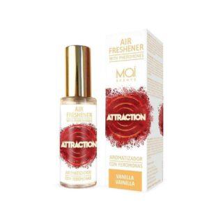 MAI ATTRACTION ОСВЕЖИТЕЛЬ ВОЗДУХА с феромонами (ваниль) 30 мл AIR FRESHENER WITH PHEROMONES (MAI ATTRACTION) VANILLA 30 ML MAI C