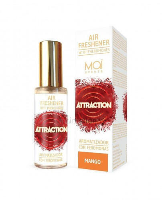 Освежитель воздуха Mai Attraction с феромонами 30 мл, манго