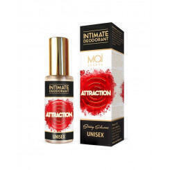 ДЕЗОДОРАНТ  INTIMATE DEODORANT UNISEX (MAI PHERO ATTRACTION) 30 ML MAI COSMETICS