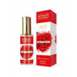 ДЕЗОДОРАНТ  INTIMATE DEODORANT FEMININE (MAI PHERO ATTRACTION) 30 ML MAI COSMETICS