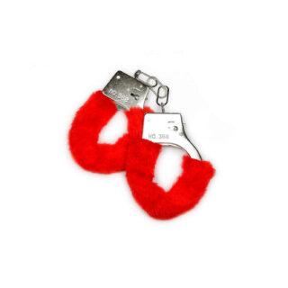 Наручники с пушком - Пикантные штучки