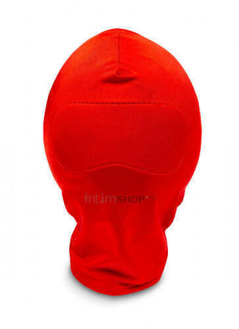 Закрытый шлем-маска - Пикантные штучки фото
