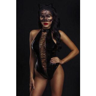 Ролевые костюмы Devil & Angel 7089 Костюм кошечки, Чёрный, L
