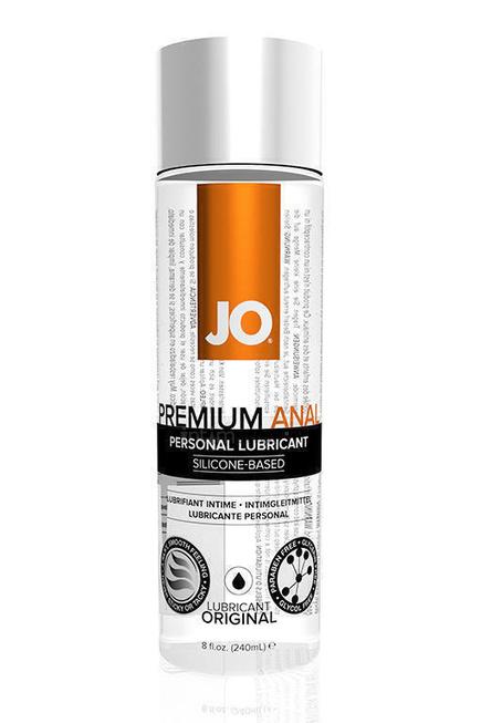 Анальный лубрикант на силиконовой основе JO Anal Premium, 240 мл