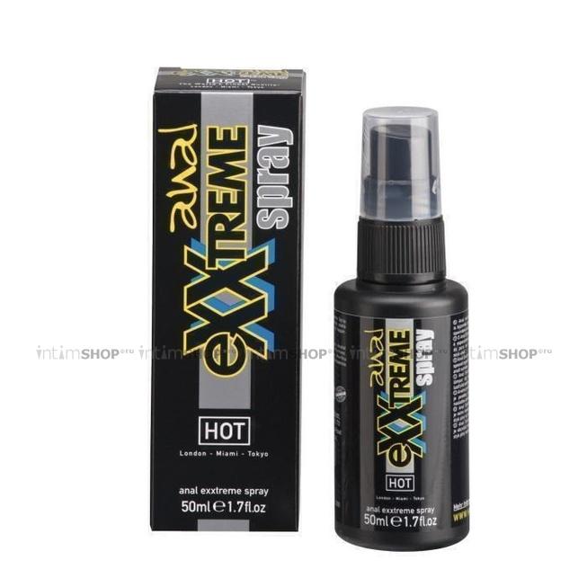Анальный спрей Hot Exxtreme Anal Spray 50 мл