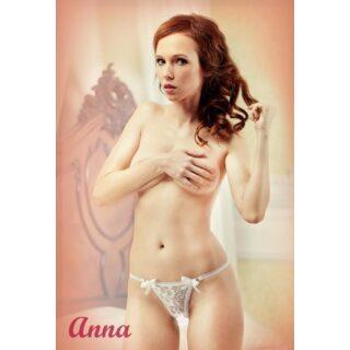Ажурные стринги с доступом Lola Lingerie Anna, L/XL