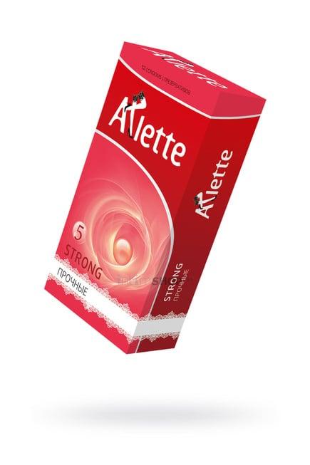 Презервативы ''Arlette'' №12, Strong Прочные 12 шт