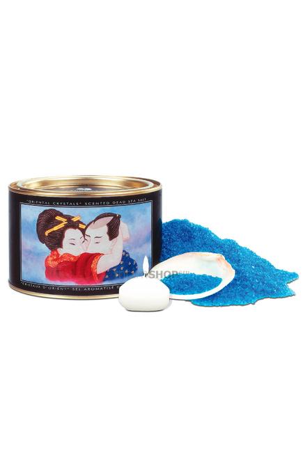 Соль мёртвого моря для ванны Shunga Oriental Crystals «Афродизия», 600 гр