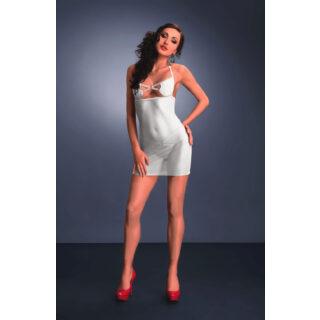 Белая сорочка и стринги Palmira L/XL