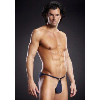 Сексуальные мужские pouch-бикини BlueLine, S/M