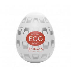 Мастурбатор Tenga Easy Beat Egg Boxy