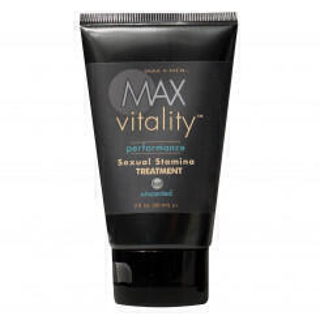 Крем для потенции Max Vitality на основе травяной виагры, 60 мл
